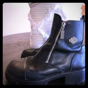 Harley- Davidson boots